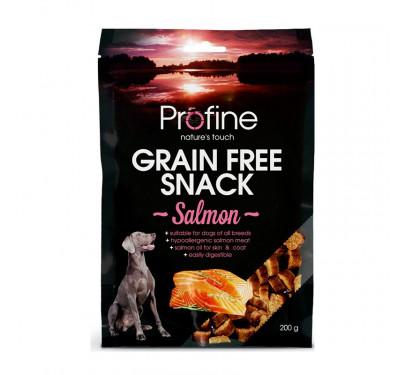 Profine Dog Grain Free SnackSalmon 200gr