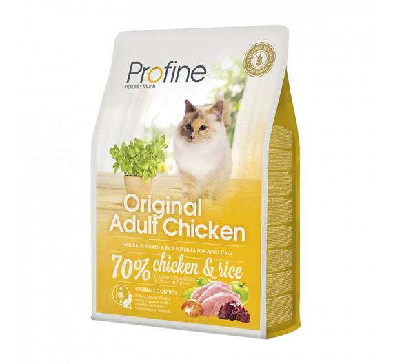Profine Cat Original Adult Chicken & Rice 2Kgr