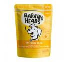 Barking Heads Wet Pouch Fat Dog Slim 300gr