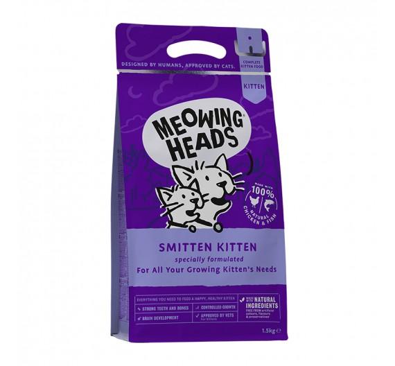 Meowing Heads Smitten Kitten 1,5kg