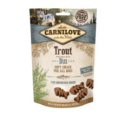 Carnilove Snack Soft Carp & Thyme 200gr