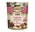 Carnilove Snack Fresh & Crunchy Lamb with Cranberries 200gr