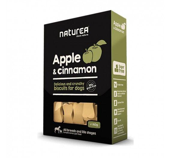 Naturea Biscuits Apple & Cinammon 230gr