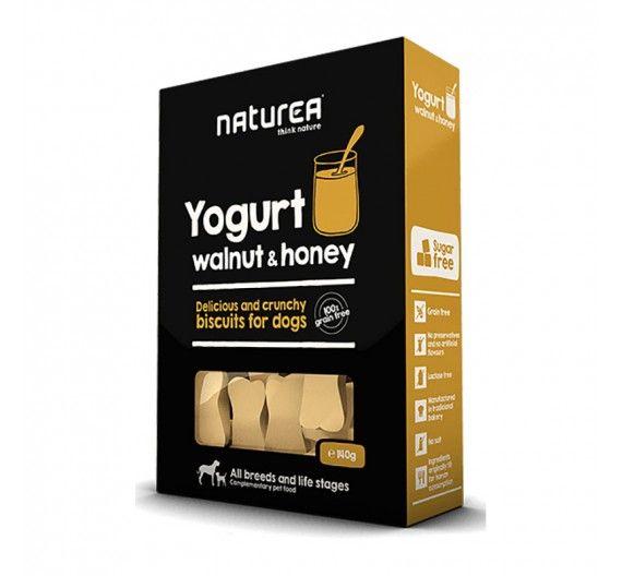 Naturea Biscuits  Yogurt, Walnut & Honey 230gr