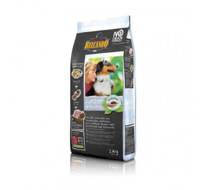 Belcando Junior Grain-Free Poultry 1kg