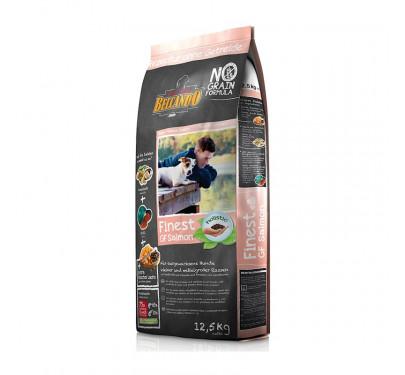 Belcando Finest Grain-Free Salmon 12.5kg