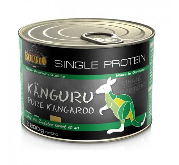 Belcando Κονσέρβα Μονοπρωτεϊνική Kangaroo 200gr