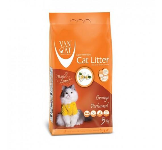 Van Cat Ψιλή Άμμος Orange