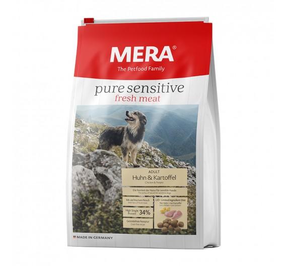 Meradog Pure Sensitive Grain-Free Fresh Meat Chicken & Potato 12.5kg