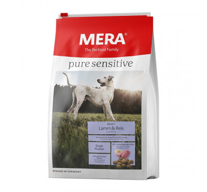 Meradog Pure Sensitive Lamb & Rice 12.5kg