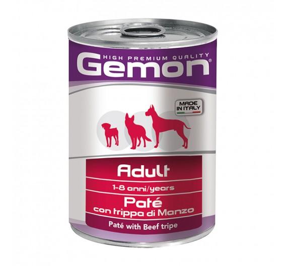 Gemon Dog Πατέ Adult Beef Tripe 400g