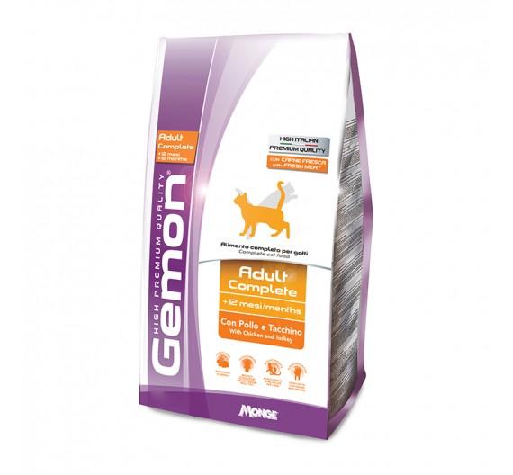 Gemon Cat Adult Complete Chicken & Turkey 1.5kg