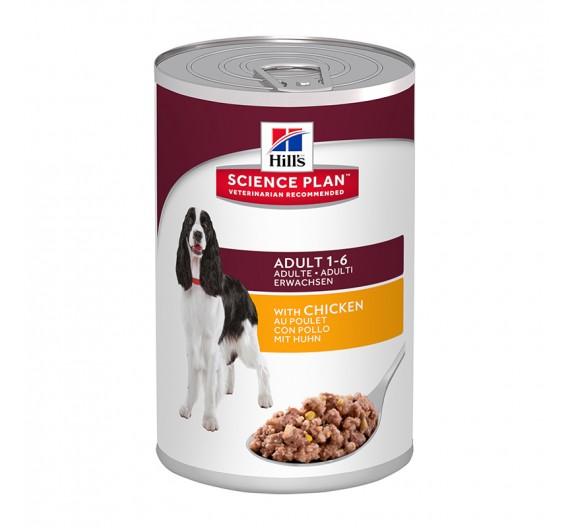 Hills SP Canine Adult Chicken 370g