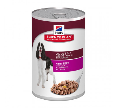 Hills SP Canine Adult Beef 370g