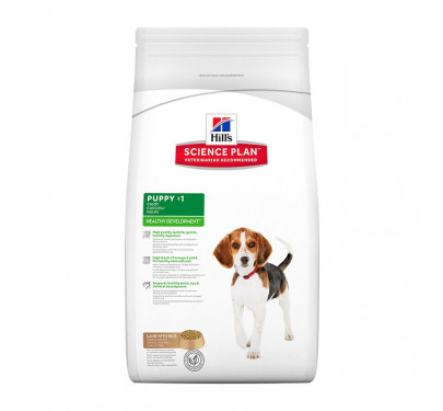 Hills SP Canine Puppy Healthy Development Lamb & Rice 3kg