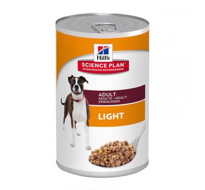 Hills SP Canine Adult Light 370g