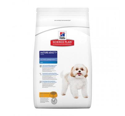 Hills SP Canine Mature Adult Active Longevity Mini Chicken 1kg