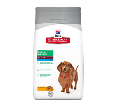 Hills SP Canine Adult Perfect Weight Mini 2kg