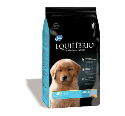 Equilibrio Puppies Large Breeds 12kg