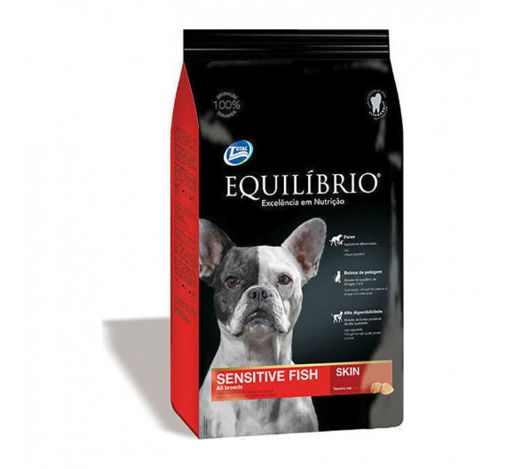 Equilibrio Adult Dogs Sensitive Salmon 12kg