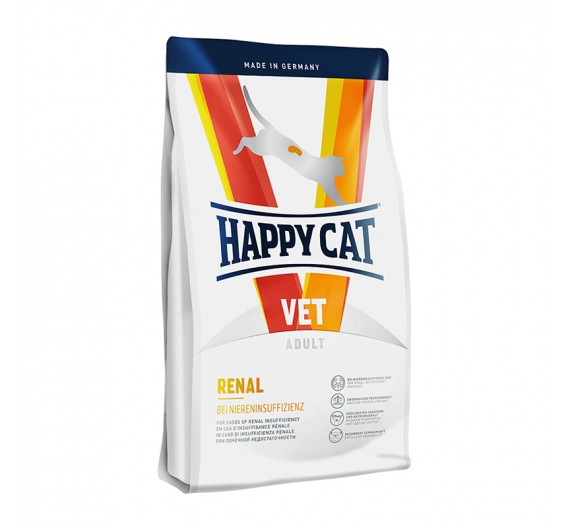 Happy Cat Vet Diet - RENAL - renal insufficiency 4kg