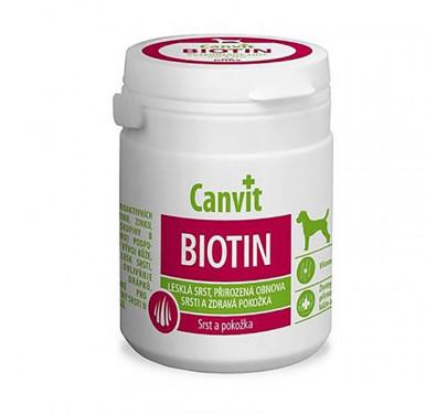 CANVIT Biotin Dog 100gr/cca 100 Tabs