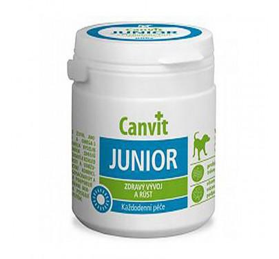 CANVIT Junior Dog 100gr/cca 100 Tabs