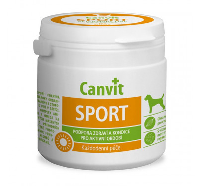 CANVIT Sport Dog 100gr/cca 100 Tabs