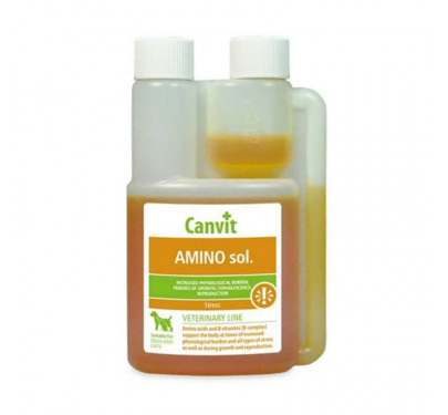 CANVIT Amino Sol. 125ml