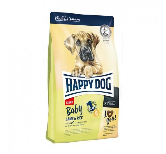 Happy Dog Baby Giant Lamb & Rice 4kg