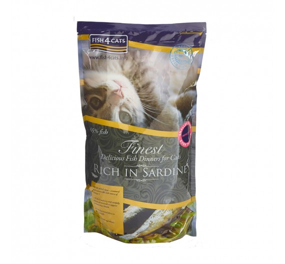 Fish4Cats Sardine Complete 1.5kg