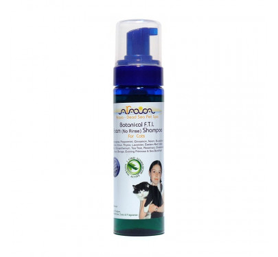 Arava Botanical F.T.L. Foam Shampoo Για Γάτες 250ml