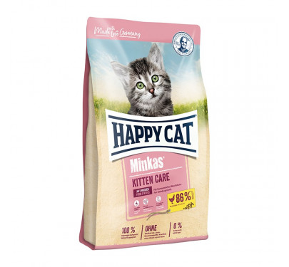 Happy Cat Minkas Kitten Care 10kg