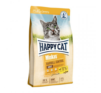 Happy Cat Minkas Hairball Control 1.5kg