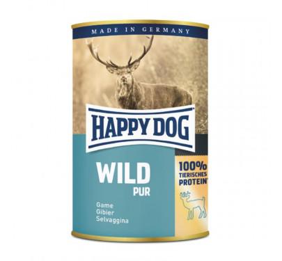 Happy Dog Κονσέρβα με Ελάφι 12x400gr