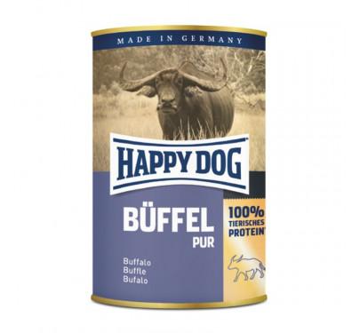 Happy Dog Κονσέρβα με Βουβάλι 12x400gr