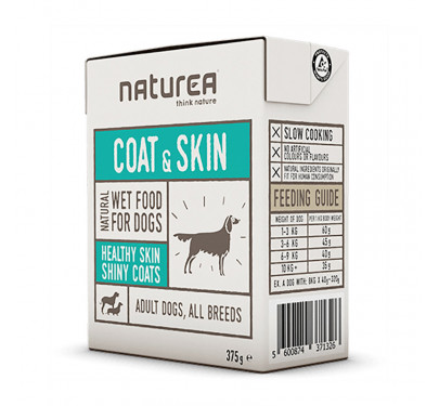 Naturea Coat & Skin 375gr