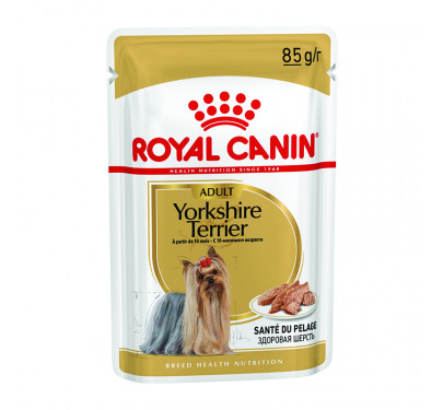 Royal Canin Yorkshire Wet 85g