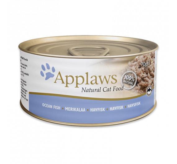 Applaws Ψάρια Ωκεανού 3x70gr