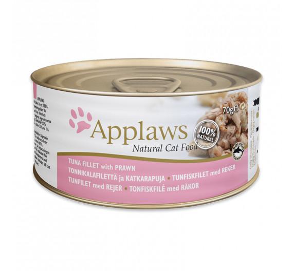 Applaws Τόνος & Γαρίδα 70gr