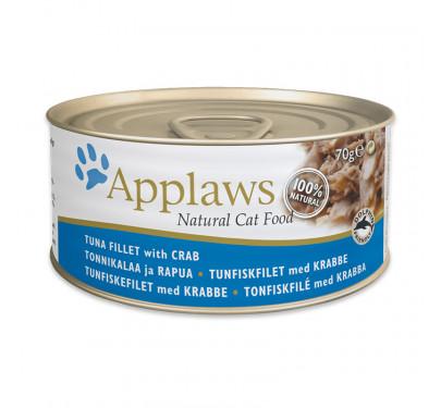 Applaws Τόνος & Καβούρι 12x70gr
