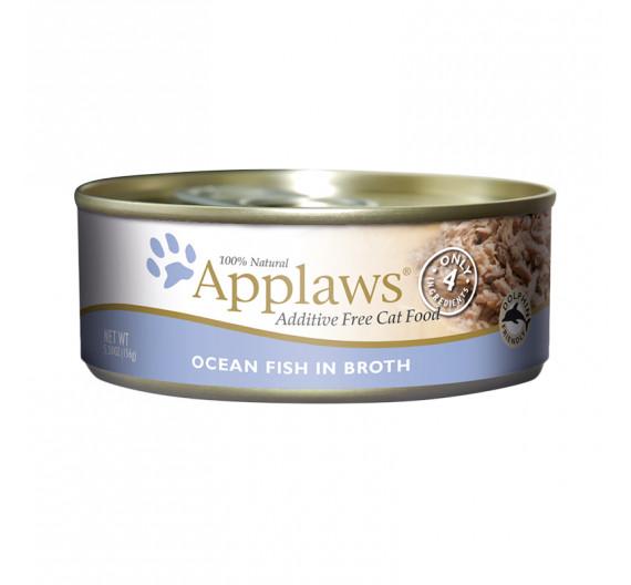 Applaws Ψάρια Ωκεανού 156gr