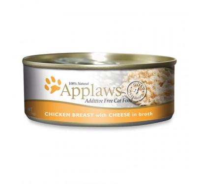 Applaws Κοτόπουλο & Τυρί 156gr