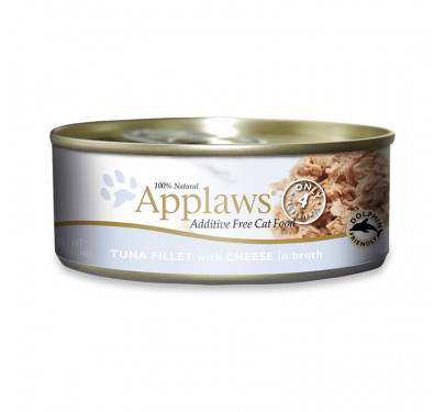 Applaws Τόνος & Τυρί 156gr