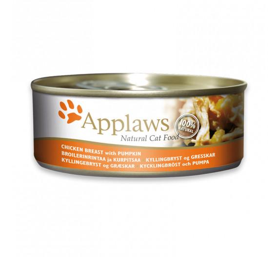 Applaws Κοτόπουλο & Κολοκύθα 156gr