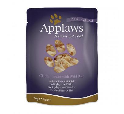 Applaws Κοτόπουλο & Ρύζι 3x70gr