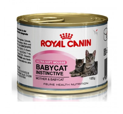 Royal Canin F.Wet Babycat Can 195g