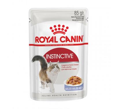 Royal Canin Adult Instinctive Jelly 85g