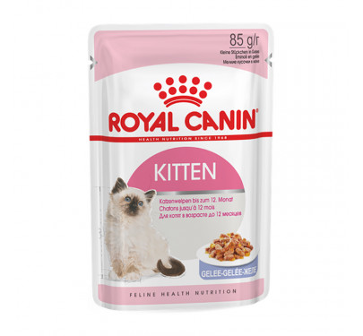 Royal Canin Wet Kitten Jelly 85g