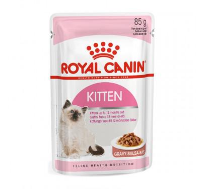 Royal Canin Wet Kitten Gravy 85g